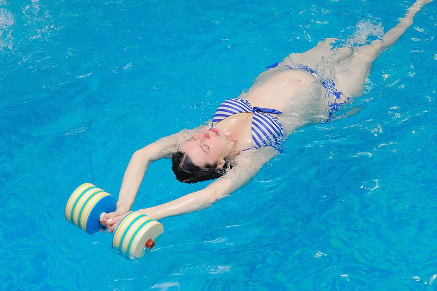 Aqua Yoga