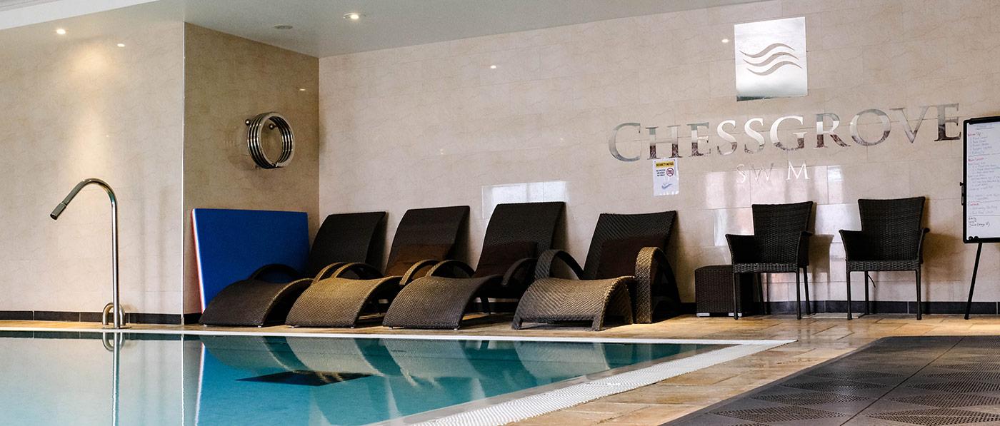 Chessgrove Swim Pool Loungers