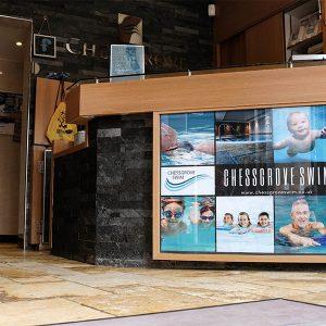 Chessgrove Swim Reception