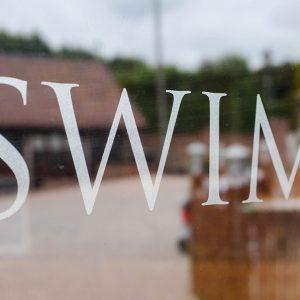 Chessgrove Swim Reflection